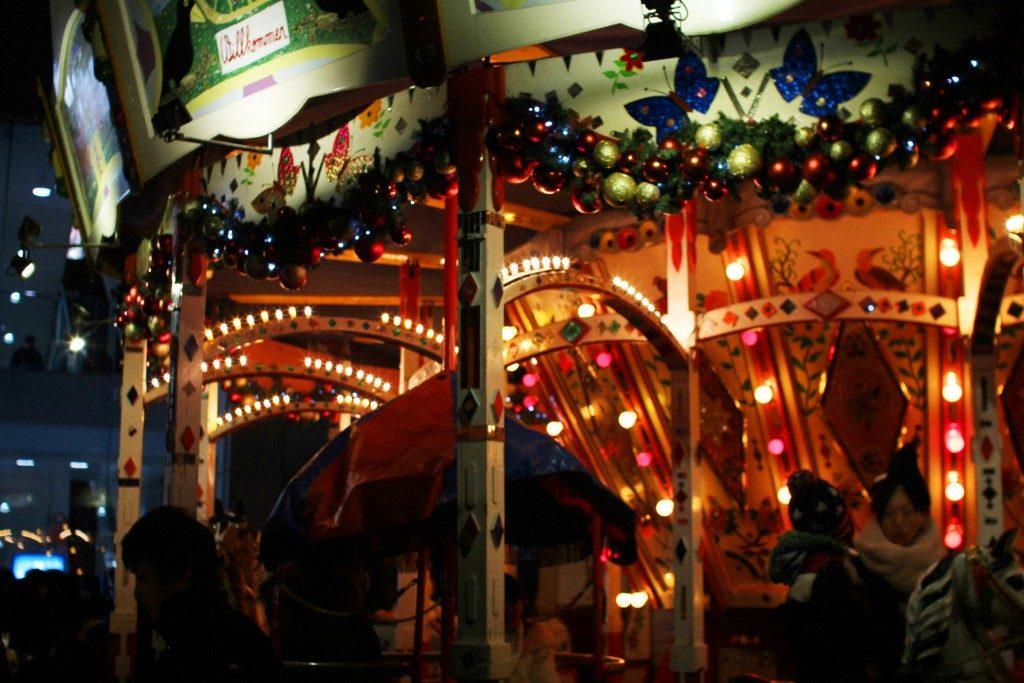 新梅田シティで開催中の、「ドイツ・クリスマスマーケット大阪2017」へ行って来ました。