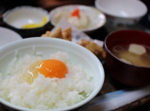 卵かけご飯専門店「弁天の里」へ。(京都府亀岡市)