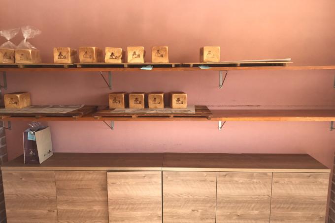 もっちもちでふわふわの無添加食パン。食パン専門店「食パン工房 春日」吹田市