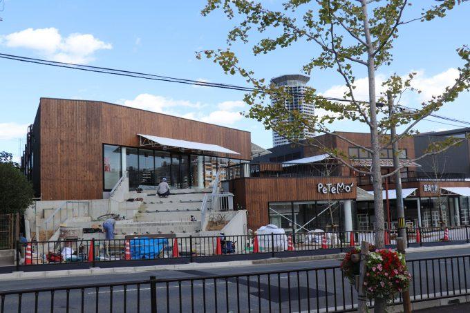 10月19日(日)吹田グリーンプレイスに新エリア「サウスゾーン」がニューオープン。