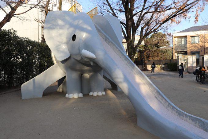 可愛いゾウのすべり台がある「桜塚公園」へ行って来ました。(豊中市)