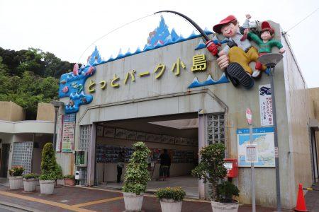 【大阪府泉南郡】岬町海釣り公園「とっとパーク小島」へ行って来ました。